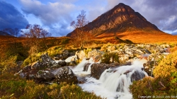 Stob Dearg - Autumn Sunrise