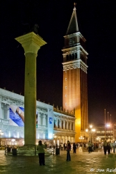 Campanile (bell tower) - St Marks Square