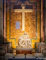 Michelangelo's La Pieta
