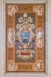 Painting - Inside the Vatican Museum