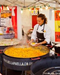 Paella Girl