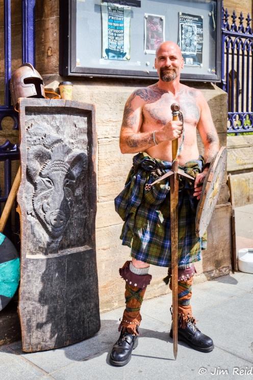 Native Scot
